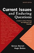 Current Issues & Enduring Questions 7th Edition