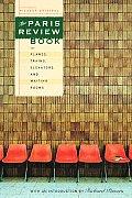 Paris Review Book for Planes Trains Elevators & Waiting Rooms