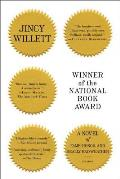 Winner of the National Book Award A Novel of Fame Honor & Really Bad Weather