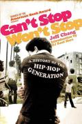 Can't Stop Won't Stop: A History of the Hip-Hop Generation Cover