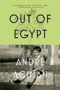 Out of Egypt: A Memoir Cover