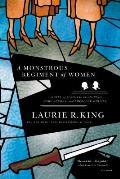 Monstrous Regiment of Women A Novel of Suspense Featuring Mary Russell & Sherlock Holmes