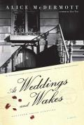 At Weddings and Wakes: Novel (09 Edition) Cover