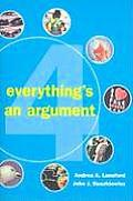 Everythings An Argument 4th Edition