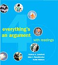 Everythings An Argument With Readings 4th Edition