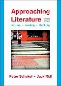 Approaching Literature Writing Reading Thinking