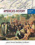 America's History, Volume 1 To 1877 (6TH 08 - Old Edition)