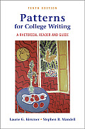 Patterns for College Writing: Hardcover for High School
