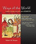 Ways of the World A Global History with Sources