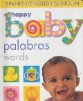 Happy Baby Palabras Words