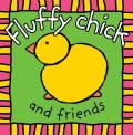 Cloth Book Fluffy Chick & Friends