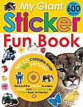 My Giant Sticker Fun Book