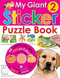 My Giant Sticker Puzzle Book 2 with CDROM and Sticker (My Giant Sticker)