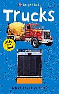 Bright Baby Slide & Find Trucks