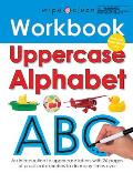 Wipe Clean Workbook Uppercase Alphabet Cover