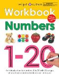 Wipe Clean Workbook Numbers 1-30