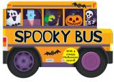 Spooky Bus (Shaped Board Books)