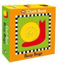 Busy Bugs Cloth Book (My First Priddy)
