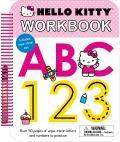 Hello Kitty: Workbook ABC, 123