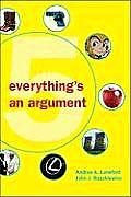 Everythings an Argument 5th Edition