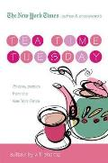 The New York Times Coffee and Crosswords: Tea Time Tuesday: 75 Easy Tuesday Puzzles from the New York Times Cover