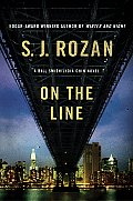 On the Line (Bill Smith/Lydia Chin Novels) Cover