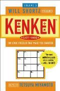 Will Shortz Presents Kenken Easy to Hard, Volume 3: 100 Logic Puzzles That Make You Smarter