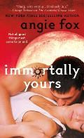 Immortally Yours Cover