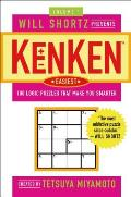 Will Shortz Presents Kenken Easiest Volume 1: 100 Logic Puzzles That Make You Smarter
