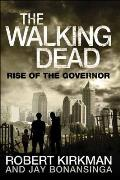 The Walking Dead: Rise of the Governor Cover