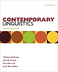 Contemporary Linguistics Cover