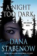 A Night Too Dark Signed 1st Edition