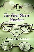 The Fleet Street Murders (Charles Lenox Mysteries) Cover