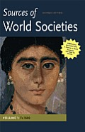 Sources of World Societies, Volume 1 (2ND 12 Edition) Cover