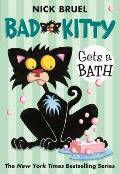 Bad Kitty Gets a Bath Cover