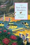 Bee Balm Murders (Martha's Vineyard Mysteries)