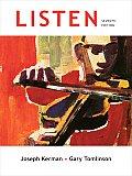 Listen [With DVD]