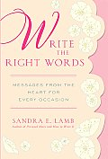 Write the Right Words