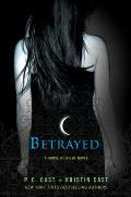 Betrayed: A House of Night Novel (House of Night Novels) Cover