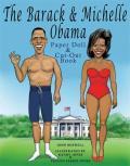 Barack & Michelle Paper Doll Book