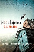 Blood Harvest Cover