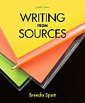 Writing From Sources (8TH 11 Edition)