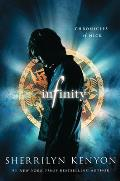 Infinity (Chronicles of Nick) Cover