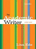 Academic Writer A Brief Guide
