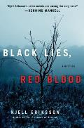 Ann Lindell Mysteries #5: Black Lies, Red Blood: A Mystery