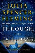 Through the Evil Days A Clare Fergusson Russ Van Alstyne Mystery