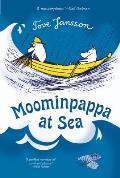 Moomins 07 Moominpappa At Sea