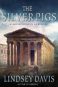 The Silver Pigs (Marcus Didius Falco Mysteries) Cover