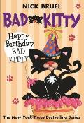 Happy Birthday, Bad Kitty (Bad Kitty) Cover