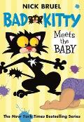 Bad Kitty Meets the Baby (Bad Kitty) Cover